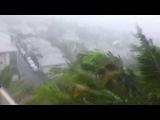 На остров Реюньон обрушился тропический циклон